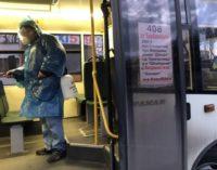 Как доехать на работу в Киеве: схема движения транспорта для пассажиров с пропусками