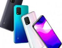 Xiaomi представила 5G-смартфон Mi 10 Lite