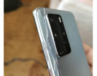 Представленный несколько часов назад Huawei P40 Pro уже успели разбить