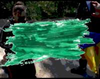 """""""Насилие порождает насилие"""": что не так в истории с извинениями девочки на коленях и в зеленке после видео с флагом"""