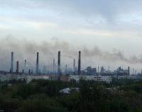 В Запорожье снова заметили повышенную концентрацию сероводорода и сероуглерода в воздухе