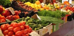 В Запорожье Госпотребслужба обнаружила на рынках 880 килограммов овощей с превышением нитратов