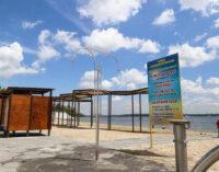 В Запорожье на Правобережном пляже обнаружили кишечную палочку