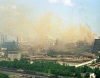 В запорожском воздухе все еще слишком много сероводорода и формальдегида