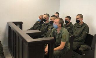 Запорожский суд оштрафовал военных, которые находились на службе в состоянии наркотического опьянения