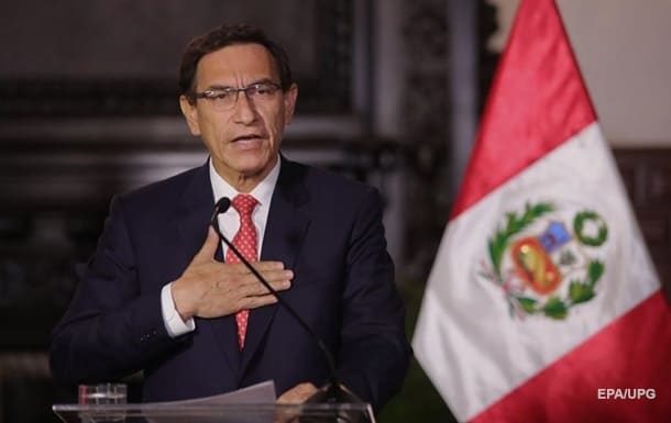В Перу парламент проголосовал за импичмент президента