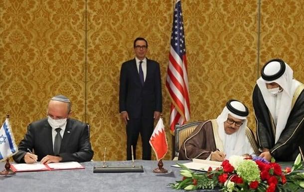Израиль и Бахрейн установили дипломатические отношения