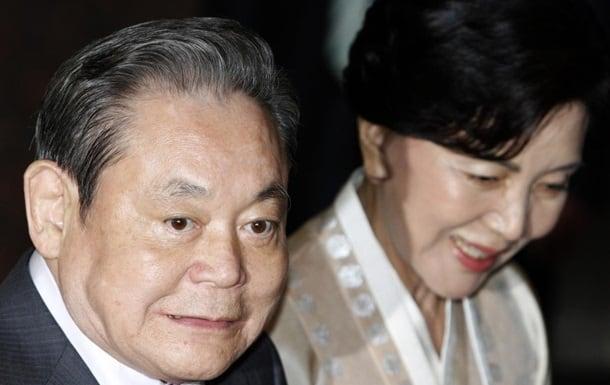 Дети умершего главы Samsung заплатят $9 млрд налогов на наследство