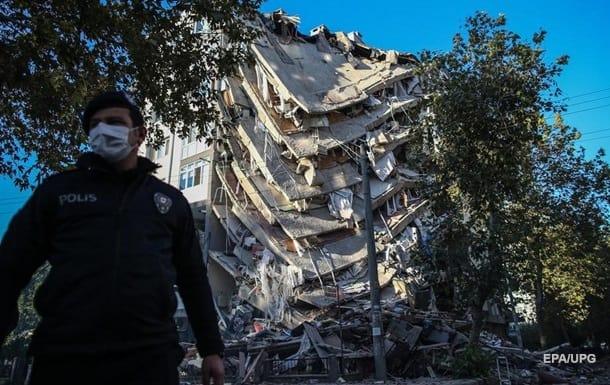 Мощное землетрясение в Турции: 58 жертв