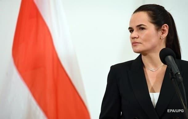Тихановская требует признать белорусских силовиков террористами
