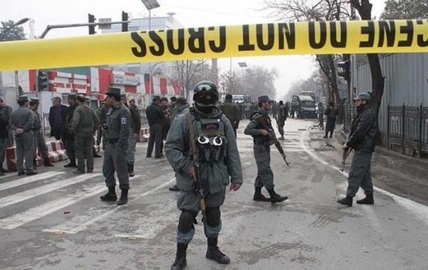 В Афганистане произошел двойной теракт, есть погибшие и раненые