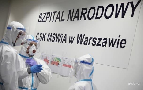 COVID-19: Польша может протестировать население, как в Словакии