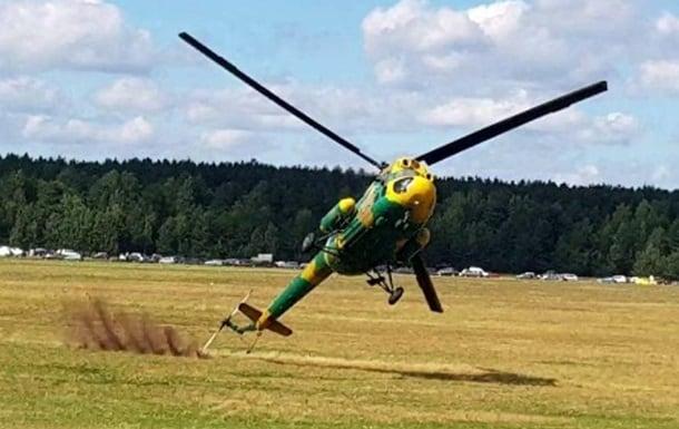 В ЮАР пять человек погибли при падении медицинского вертолета