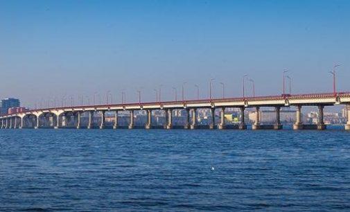 В Днепре снова перекроют Новый мост: подробности