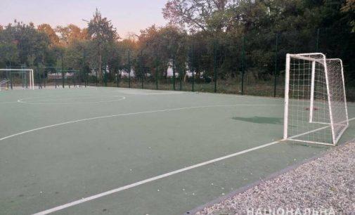 Падение футбольных ворот на 6-летнего мальчика в Харькове: что известно о состоянии ребенка на данный момент