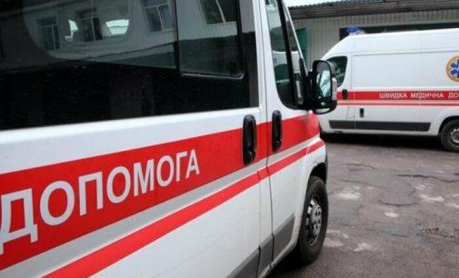 В Запорожской области 12-летняя девочка выпала с третьего этажа