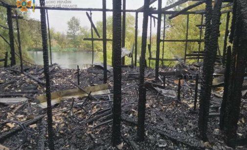 «Дом был в ужасном состоянии»: подробности пожара с пострадавшими людьми на базе отдыха под Харьковом, — ФОТО