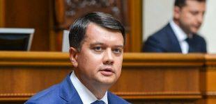 Судьбы известных киевлян: глава Верховной Рады Дмитрий Разумков