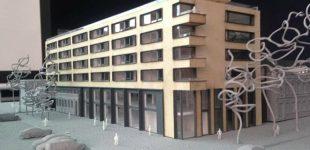 В Днепре построят современный отель со старыми екатеринославскими стенами, — ФОТО