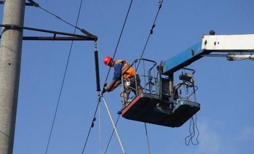 В Александровском районе отключат электроэнергию