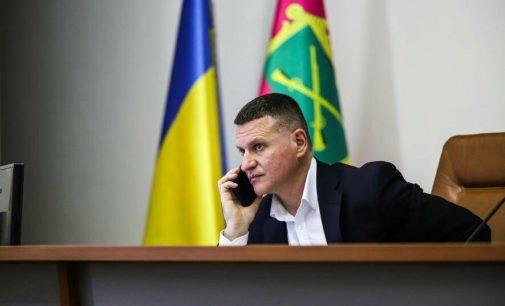В запорожской мэрии выполнять обязанности градоначальника теперь будет секретарь горсовета от «Слуги Народа»