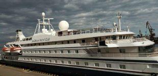 Впервые за период пандемии в Одесский порт прибыл круизный лайнер,- ФОТОРЕПОРТАЖ