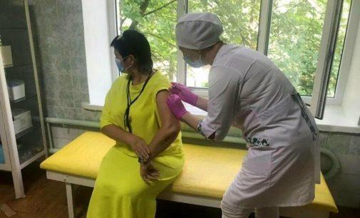 Вакцинация от коронавируса на Харьковщине: за сутки более 10 тысяч человек получили прививку