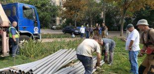 В Одессе вместо спортивного стадиона хотят построить автостоянку, — ФОТО, ВИДЕО