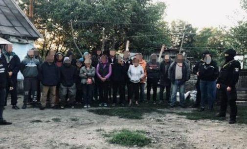 Держали 120 человек в трудовом рабстве: в Киеве арестовали преступную группировку