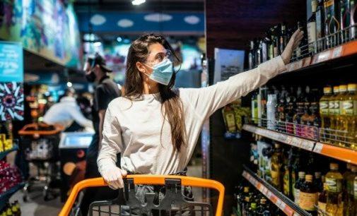 Акции и скидки в супермаркетах Днепра перешли в новую зону