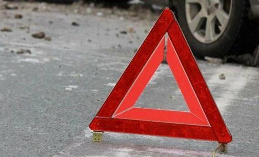 В центре Запорожья автомобиль сбил пожилую женщину