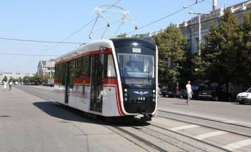 В Вознесеновском районе приостановят движение на трех трамвайных маршрутах