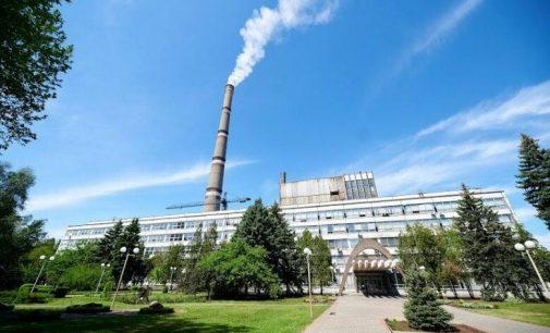 На Запорожской ТЭС для аварийного ремонта отключены два энергоблока
