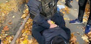 Убил таксиста и скрылся от силовиков: в Харькове «копы» задержали разыскиваемого мужчину, — ФОТО