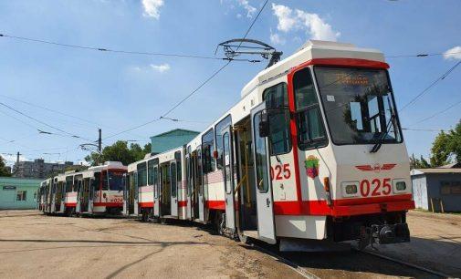 В Запорожье временно приостановят движение трех трамвайных маршрутов по центру города