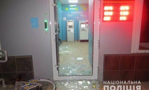 В Киеве пьяный мужчина пытался ограбить банк, — ФОТО