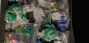 На ходу выбрасывал пакетики: полицейские задержали харьковчанина с наркотиками, — ФОТО