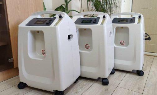 Кислородные концентраторы можно получить у семейного врача: в Одессе свободны 185 аппаратов