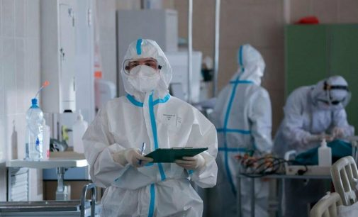 Харьковщина — первая среди областей по заболевшим COVID-19: за сутки подтвердили более 1,5 тысяч случаев