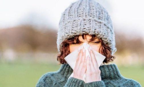 На Харьковщине за последнюю неделю снизилась заболеваемость гриппом и ОРВИ
