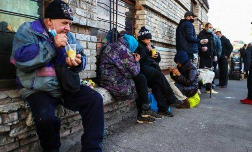 В Запорожье чиновники из соцобслуживания заявляют о необходимости открытия центра реинтеграции для бездомных, но денег на это нет