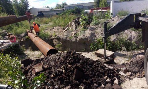 На Южном и в Александровском районе на два дня отключили горячую воду