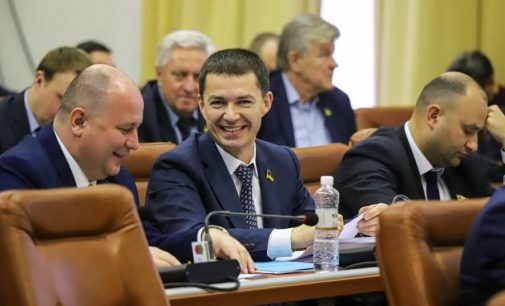 Заммэра Запорожья задекларировал подарок в виде квартиры за 350 тысяч гривен