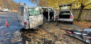 ДТП с пострадавшими на Новых Домах: полиция выясняет обстоятельства аварии, — ФОТО