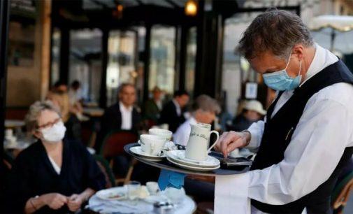 Не карантином единым: жители Киева стали чаще посещать кафе и рестораны