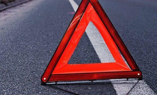 В Запорожской области на трассе автомобиль слетел в кювет: в ДТП пострадали трое человек