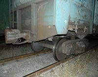 Под Киевом на жд станции парня убило током
